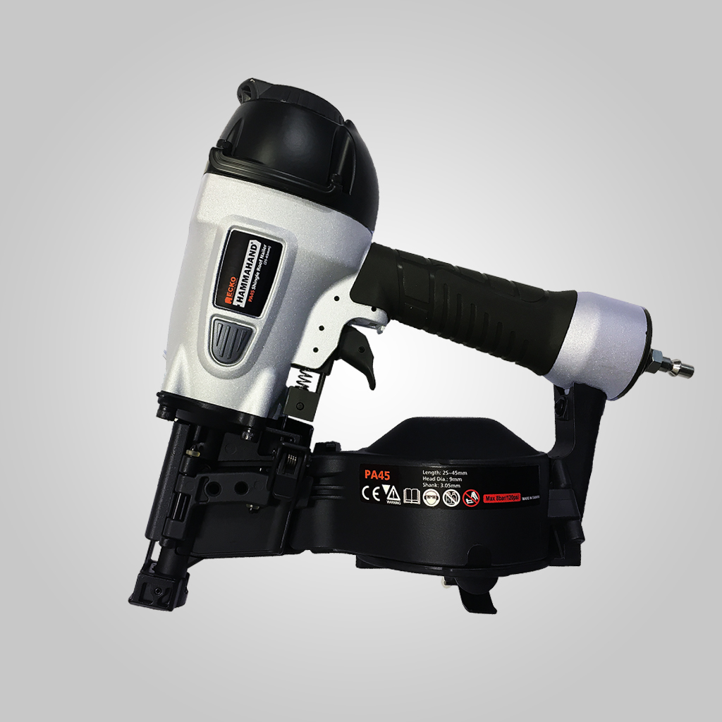 Shingle Roof Coil Nailer Pa45 Ecko Fastening Systems