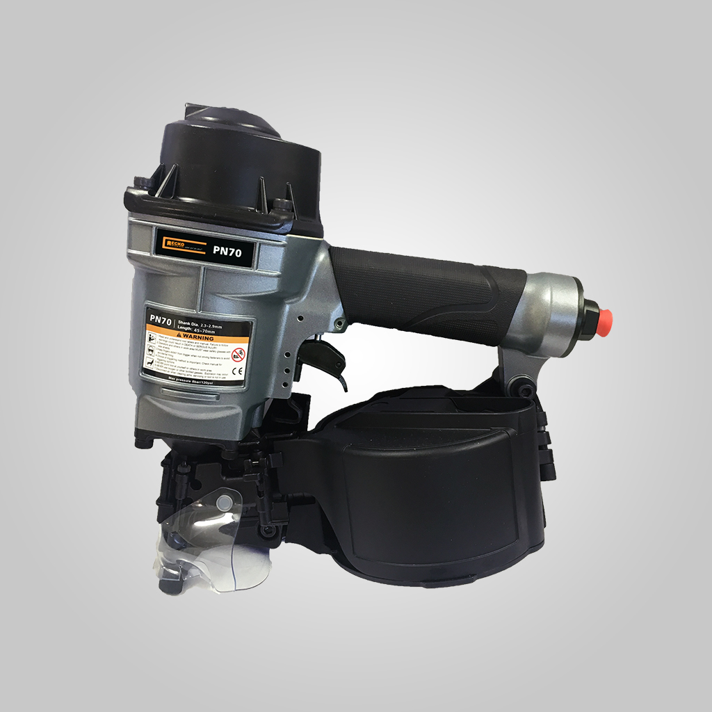 Coil Nailer Pn70 Ecko Fastening Systems